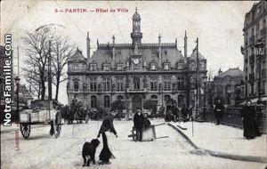 Hotel-de-Ville-Pantin