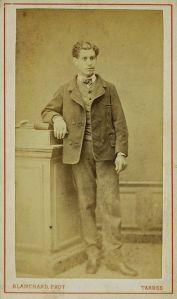 Isidore Ducasse- Lautréamont