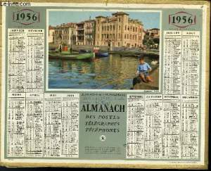 almanach des Postes