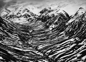 Bighorn creek in Kluane National Park-Canada-2011 by Sebastiao Salgado