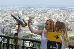2eme étage Tour Eiffel
