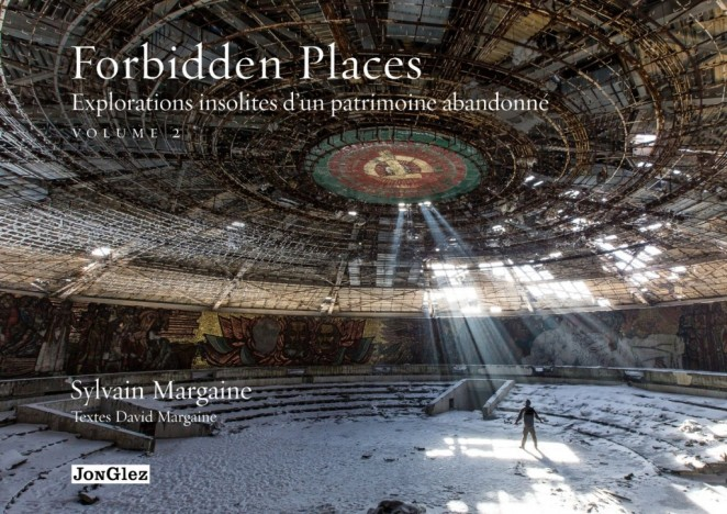 Forbidden Places-Sylvain Margaine