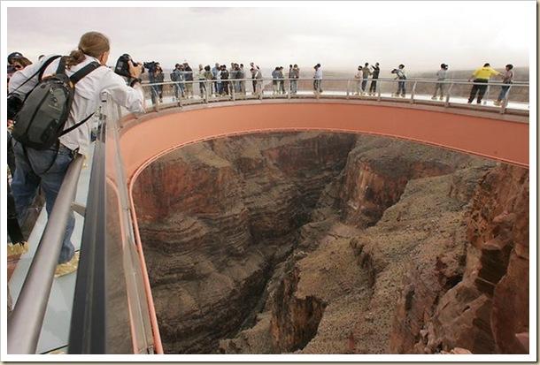 Grand Canyon vue générale
