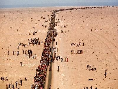 38ème anniversaire de la Marche verte, Maroc