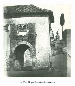 Charles Clifford - Alhambra -Grenade. 1854-1856 in La Chambre Claire