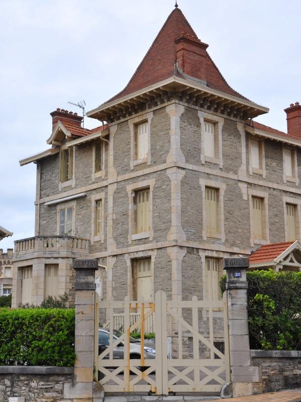 Villa Les Sirènes à Biarritz
