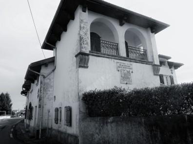 La Villa Saint-Jean, sur la D74