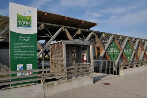Maison de l'environnement-Parc écologique Izadia